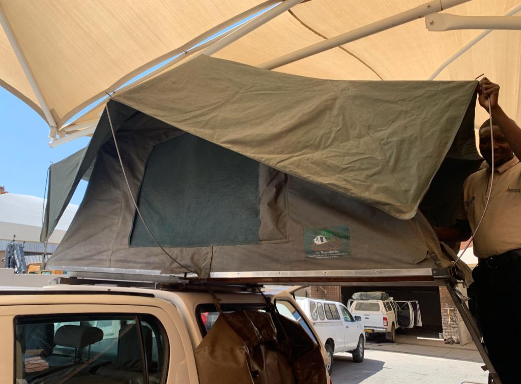 Safari Truck Rental