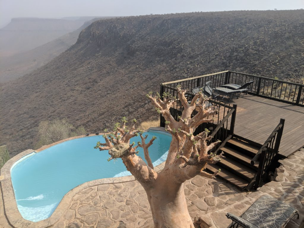 Grootberg Lodge Pool