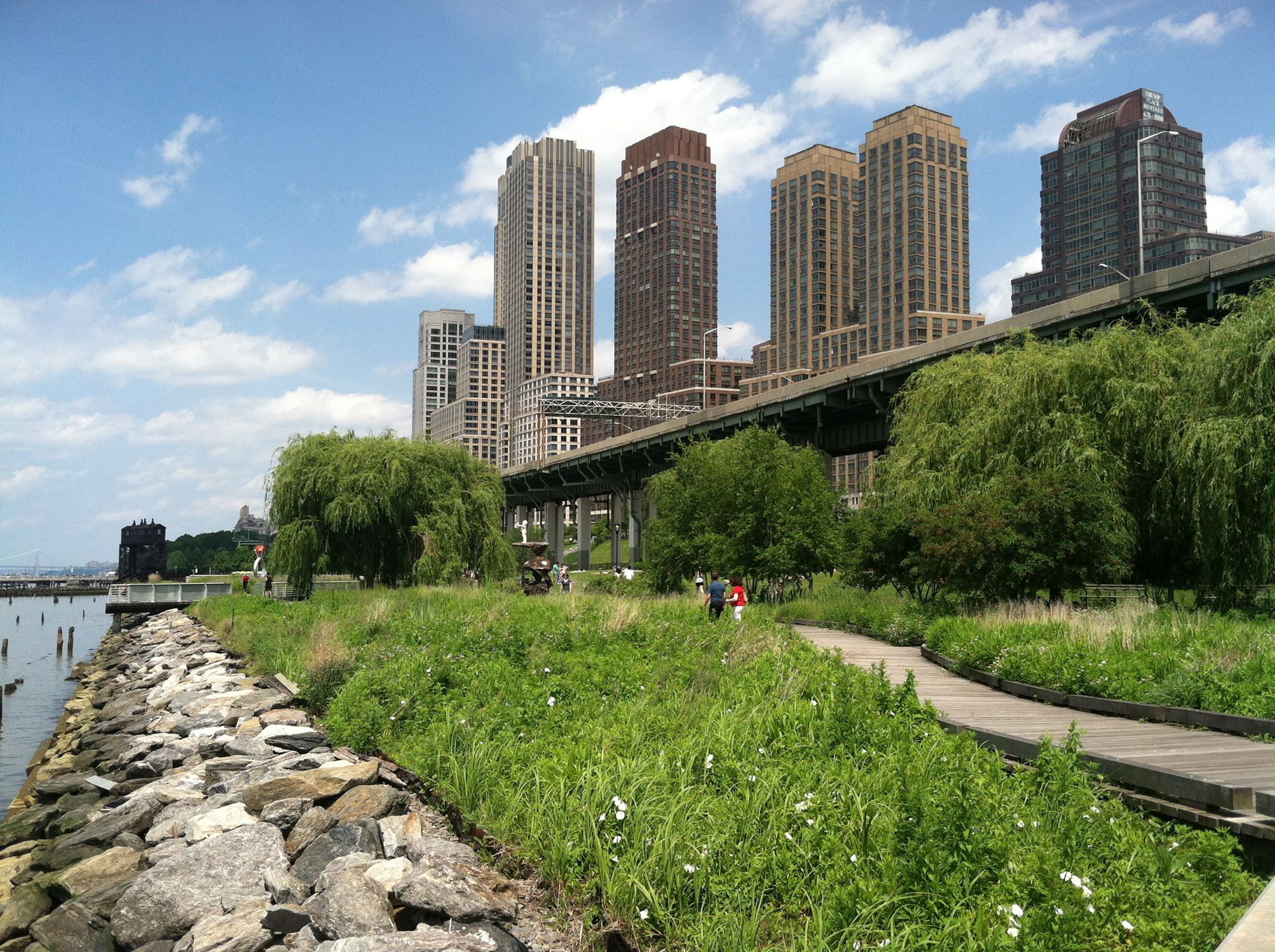 Five NYC Parks to Visit